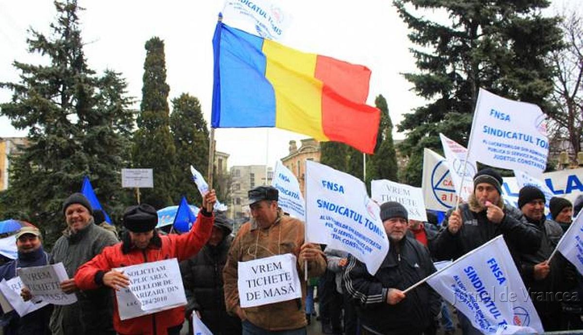 SNFP amenință cu proteste masive. Cum motivează această decizie