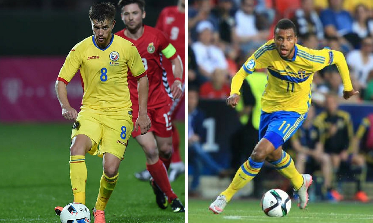 România - Suedia Scor Live - 27 martie, ora 21.30