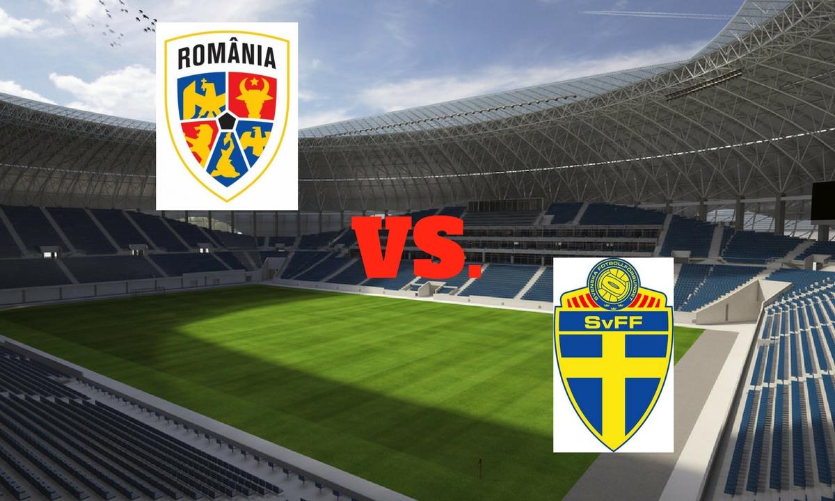 România - Suedia. Cum se prezintă gazonul înainte de meciul de marți. La ce oră se joacă partida