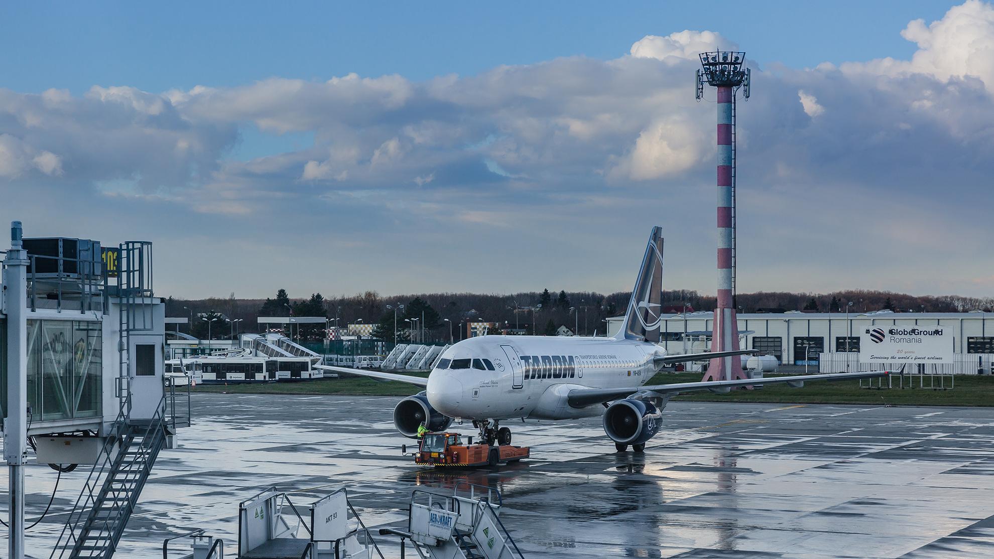 Emitere Factură bilete de avion TAROM - Serviciul online de autofacturare