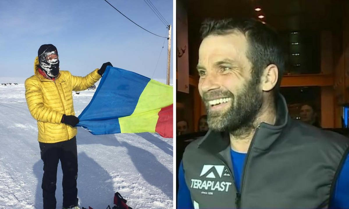 Cine este Tiberiu Ușeriu, câștigător de trei ori al Ultramaratonului Arctic
