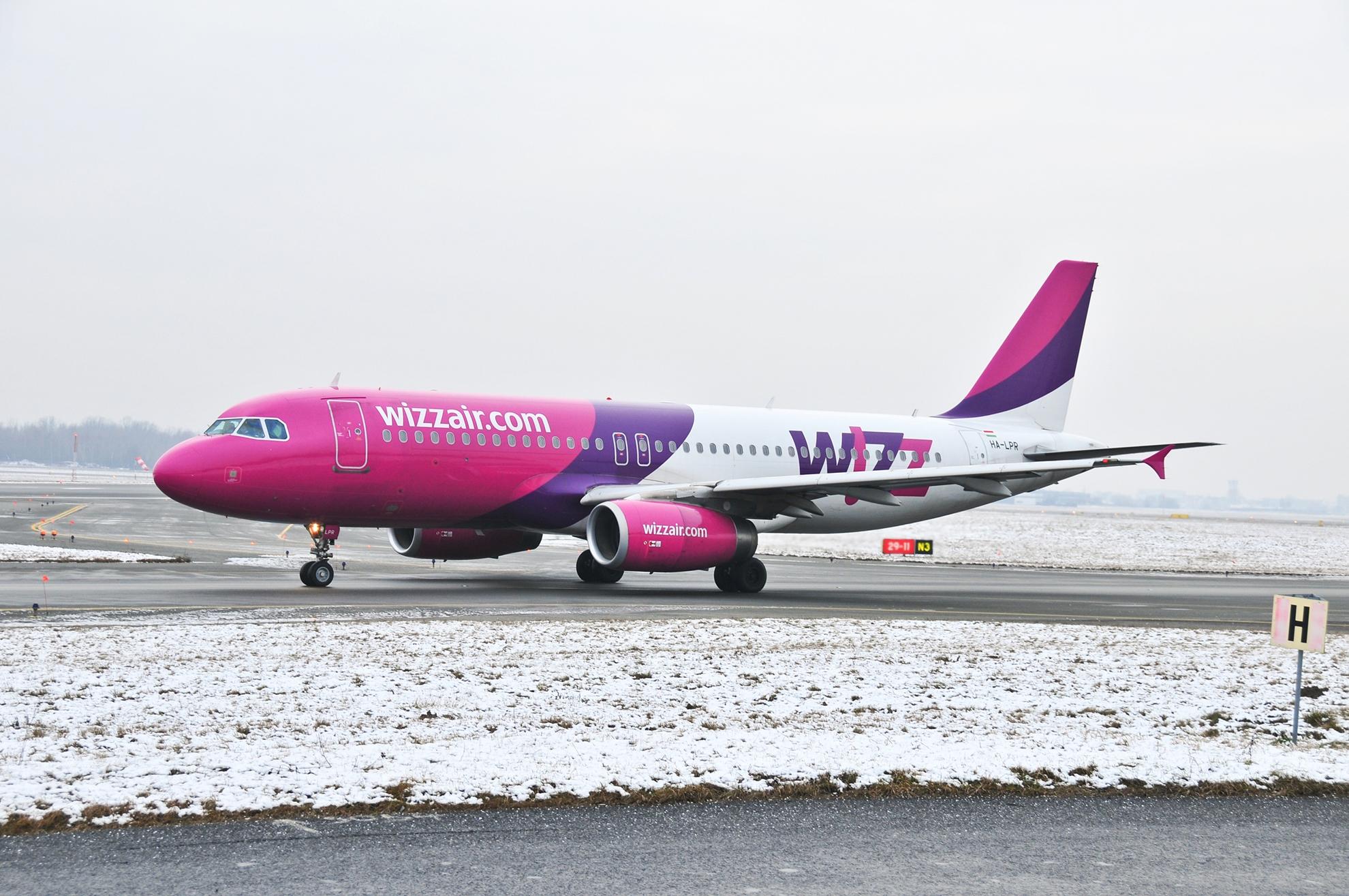 Wizz Air suspendă zborurile spre Italia din România