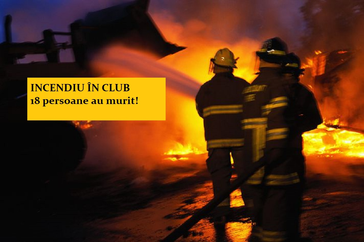 Incendiu în club în China! 18 persoane au murit și cinci au fost rănite
