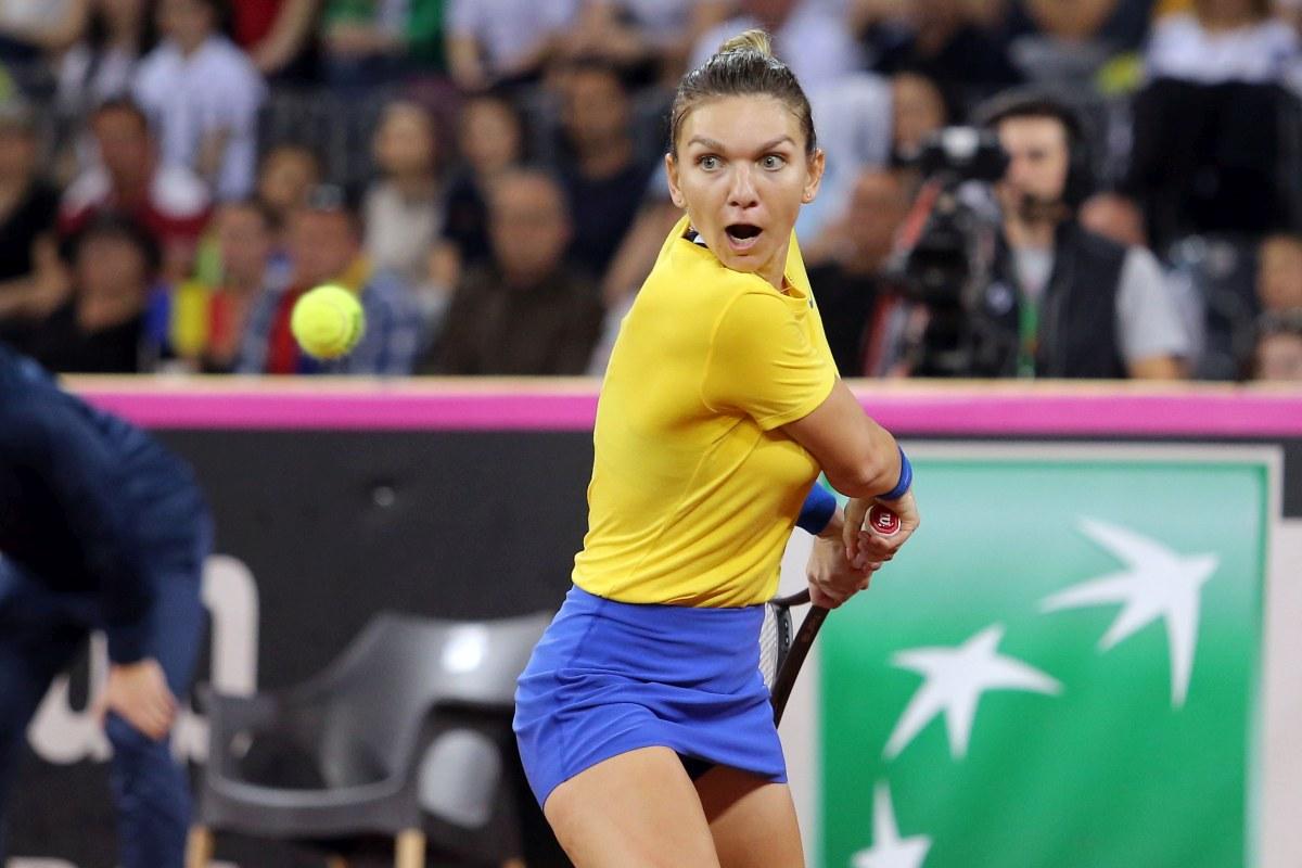 Simona Halep, s-a calificat în sferturile turneului de la Stuttgart