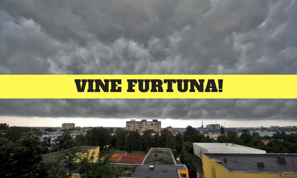Vreme severă în București. Urgia lovește Capitala, meteorologii au emis cod galben