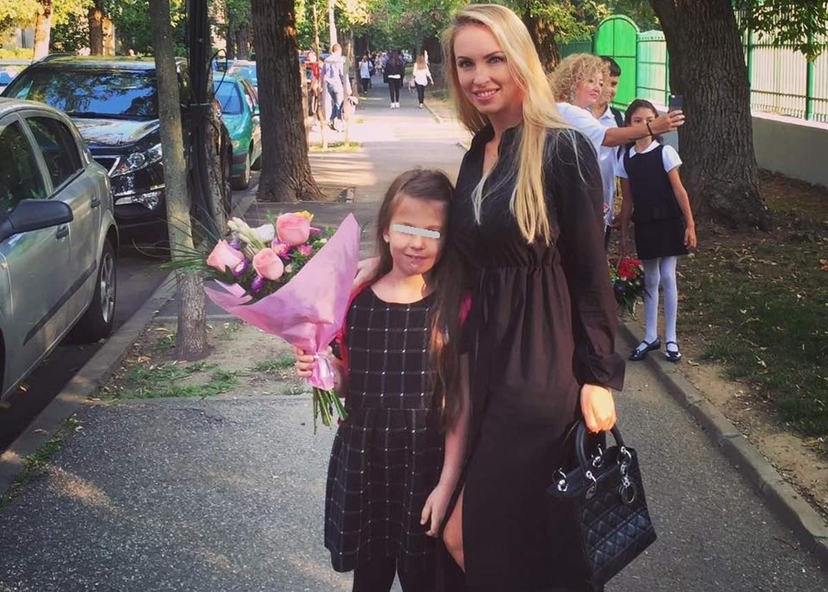 Andreea Spătaru este însărcinată, pentru a doua oară! Când va naște