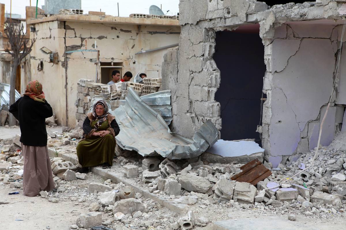 Șapte iranieni, uciși după o lovitură aerienă în Siria. Cine sunt victimele