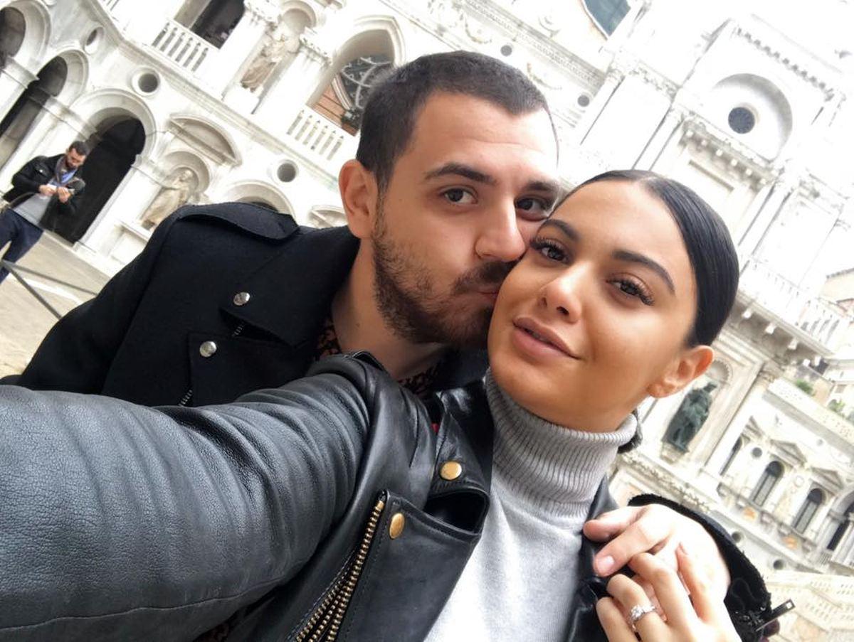 Primele declarații ale familiei, despre sarcina lui Betty Salam!