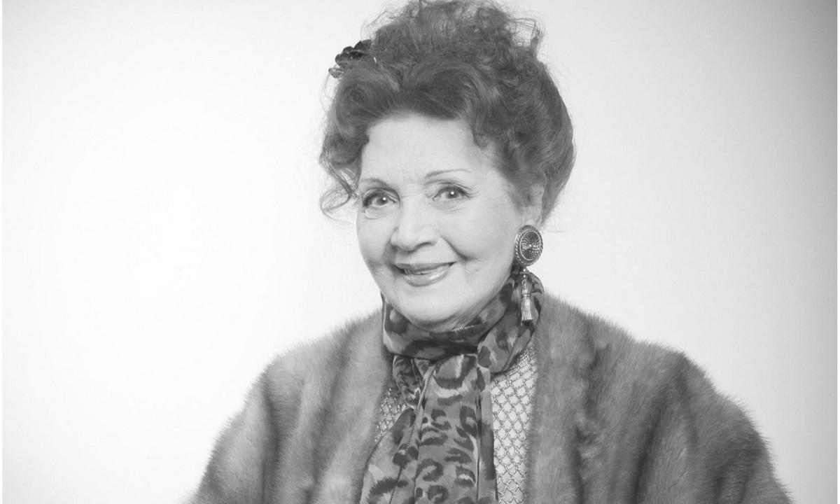Actrița Carmen Stănescu a murit la 92 de ani. Cauza morții
