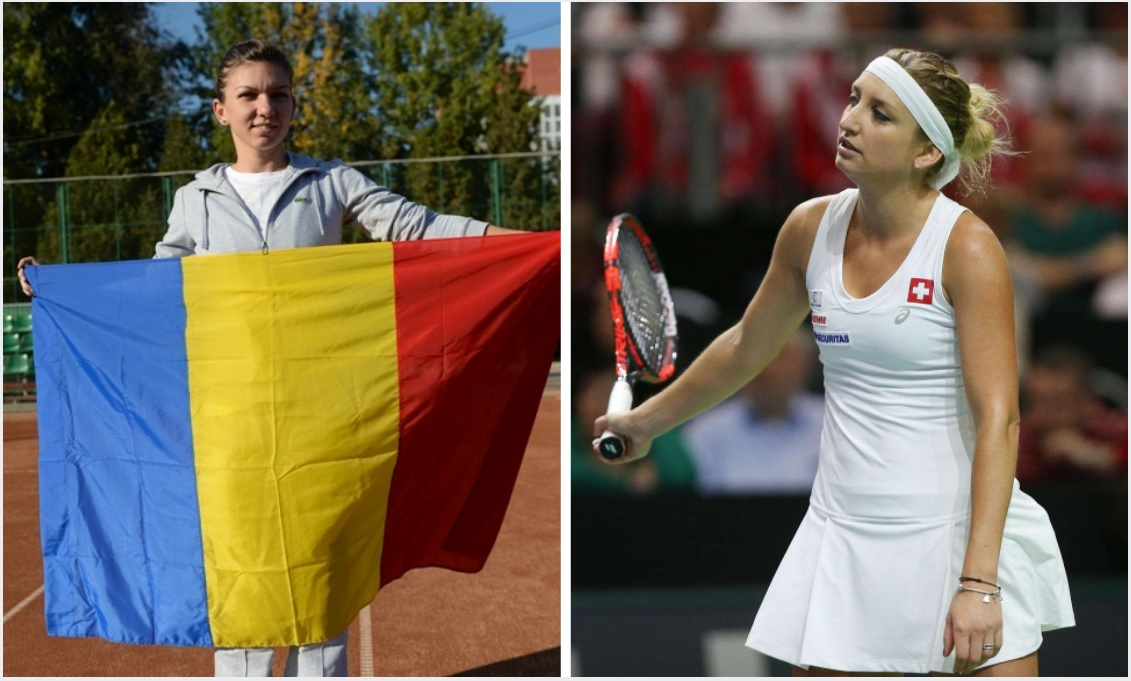 Fed Cup: România - Elveția. Programul meciurilor și cine televizează partidele