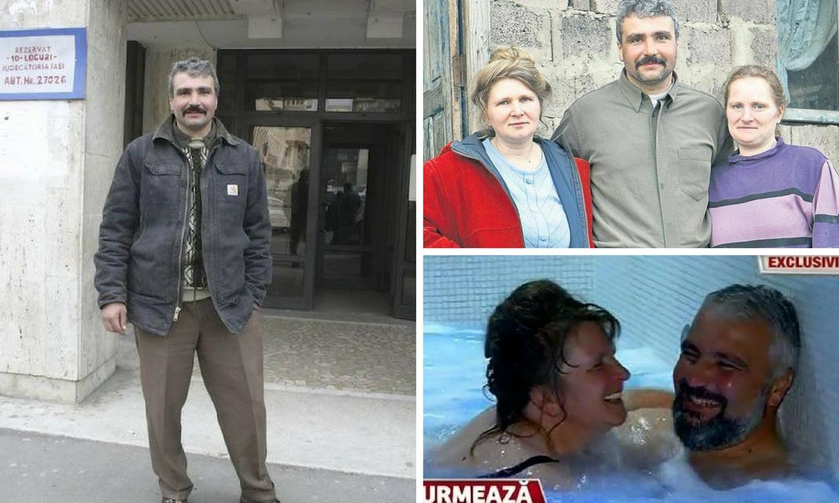 George Chirilă, românul căsătorit cu două surori face dezvăluiri intime. Ce se întâmplă în dormitorul său