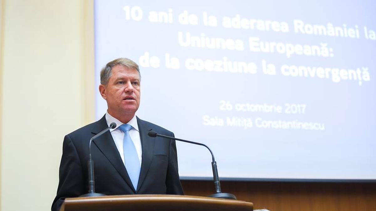 """Iohannis, atac la adresa PSD, în urma ultimelor modificări: """"A mărit salariile până le-a micșorat"""""""
