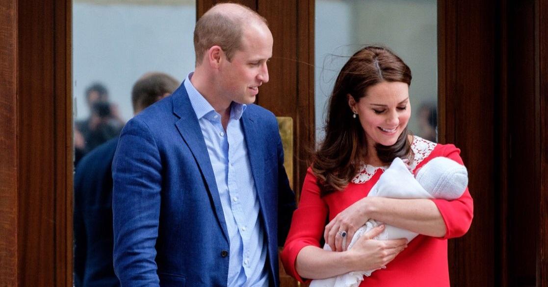 Louis Arthur Charles, numele fiului prințului William și al lui Kate Middleton