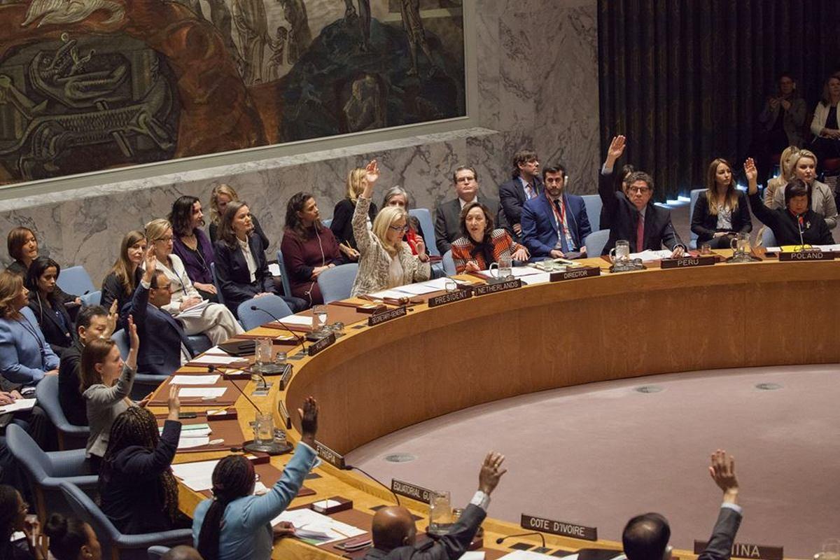 SUA, Marea Britanie şi Franţa au modificat proiectul de rezoluţie cu privire la Siria