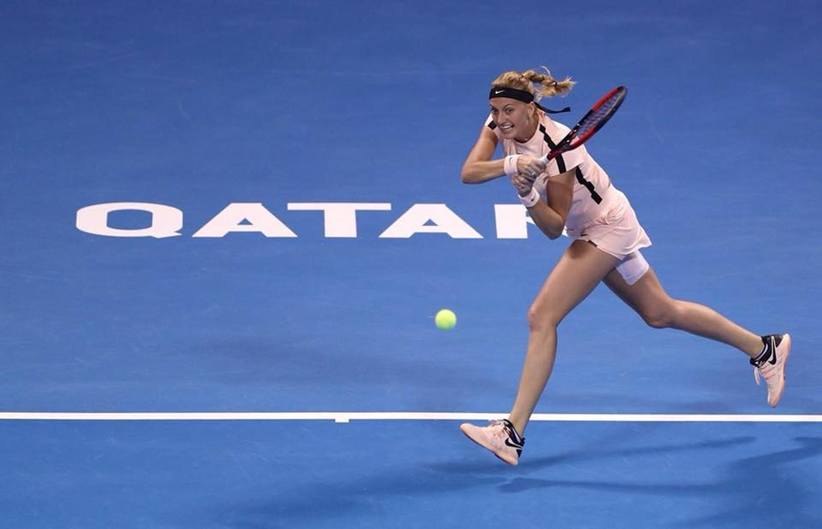 Petra Kvitova și Johanna Konta, învinse în Turneul de la Charleston. Cine merge mai departe