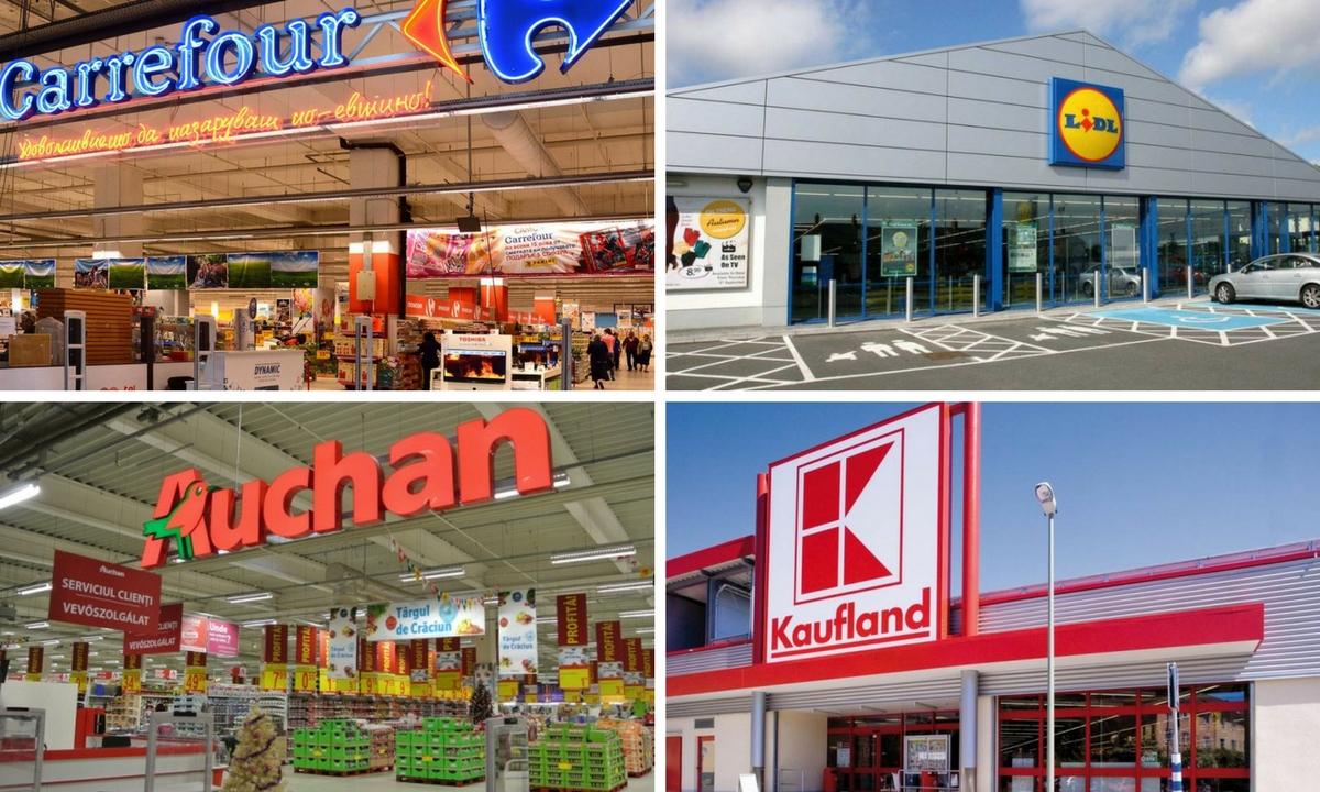 Program supermarketuri și hypermarketuri 1 mai 2018 și 30 aprilie