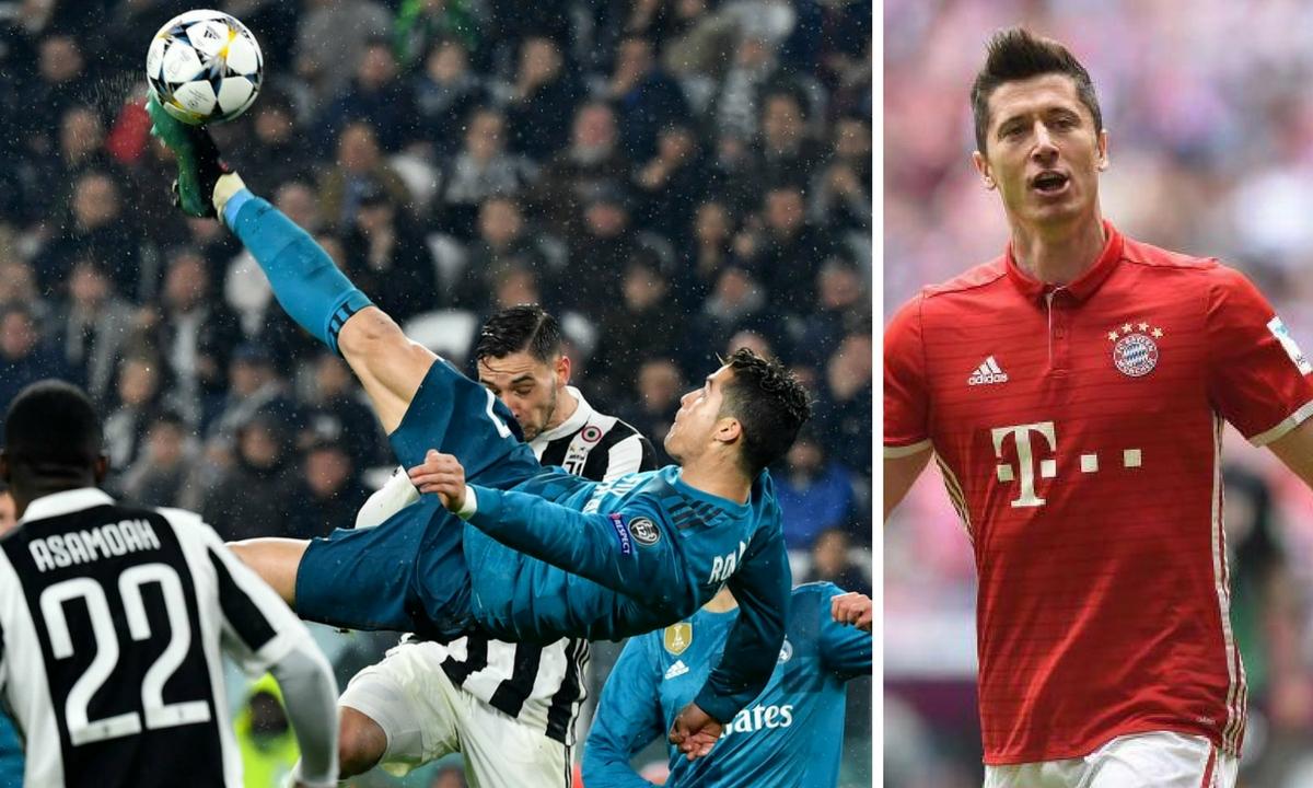 Real Madrid - Juventus și Bayern - FC Sevilla, meciurile de miercuri seara din Champions League