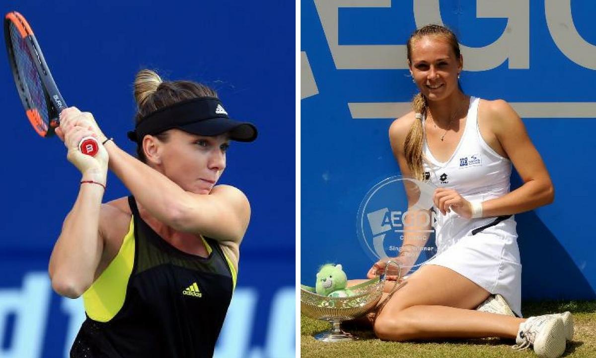 Simona Halep - Magdalena Rybarikova, în optimi la turneul de la Stuttgart. Cum arată acum clasamentul WTA