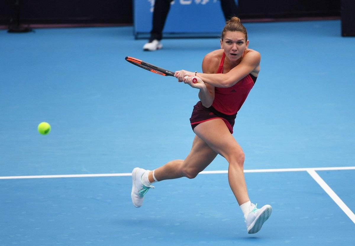 Simona Halep, eliminată de la Stuttgart. Înfrângere drastică în fața lui Vandeweghe