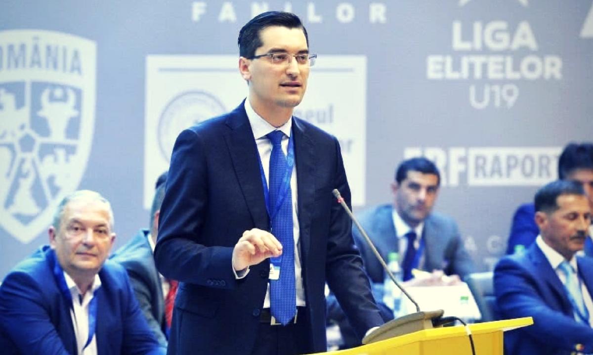 """Stenograme FRF. Ce a făcut Răzvan Burleanu într-o ședință de dinainte de alegeri: """"Va fi totul la limita legalității"""""""