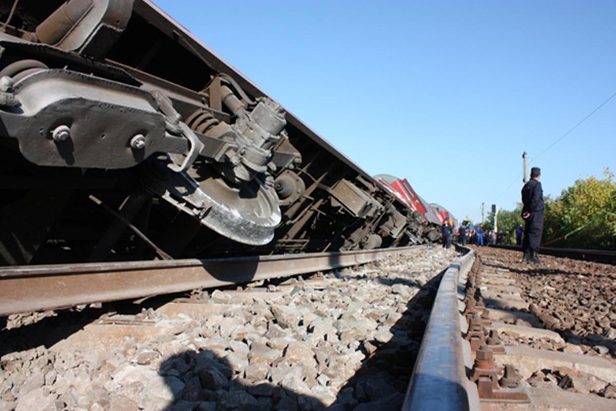 Tren deraiat în zona localității Videle. Ce se întâmplă cu traficul feroviar