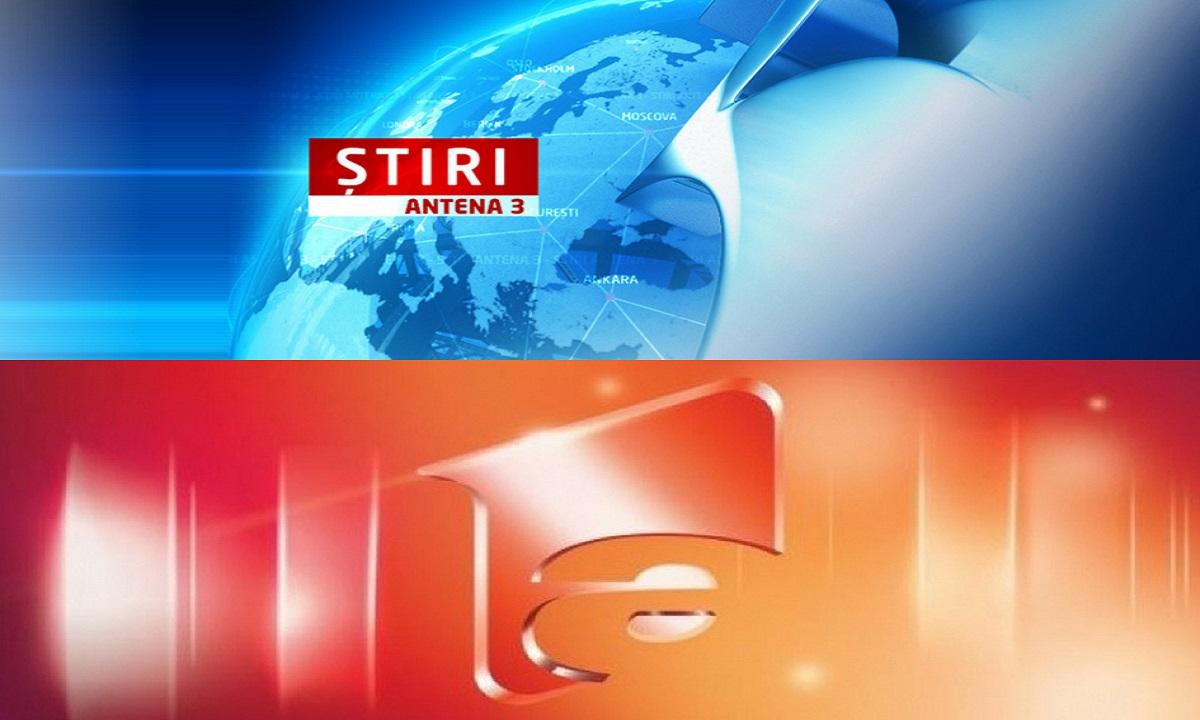 Antena 3 și Antena 1, mutare fără precedent. Ce decizie ar fi luat trustul Intact