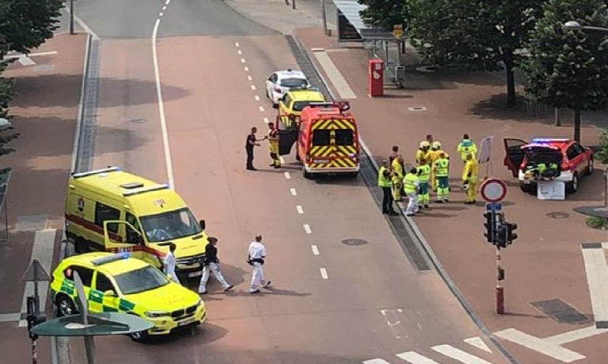 Primele imagini cu atacatorul din Belgia. Cine este și ce spun martorii