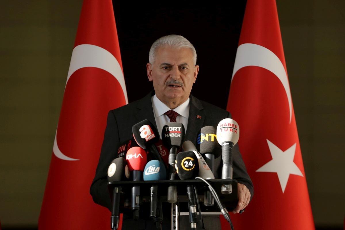 """Binali Yildirim, premierul turc: """"Țările musulmane trebuie să își reconsidere relațiile cu Israelul"""""""