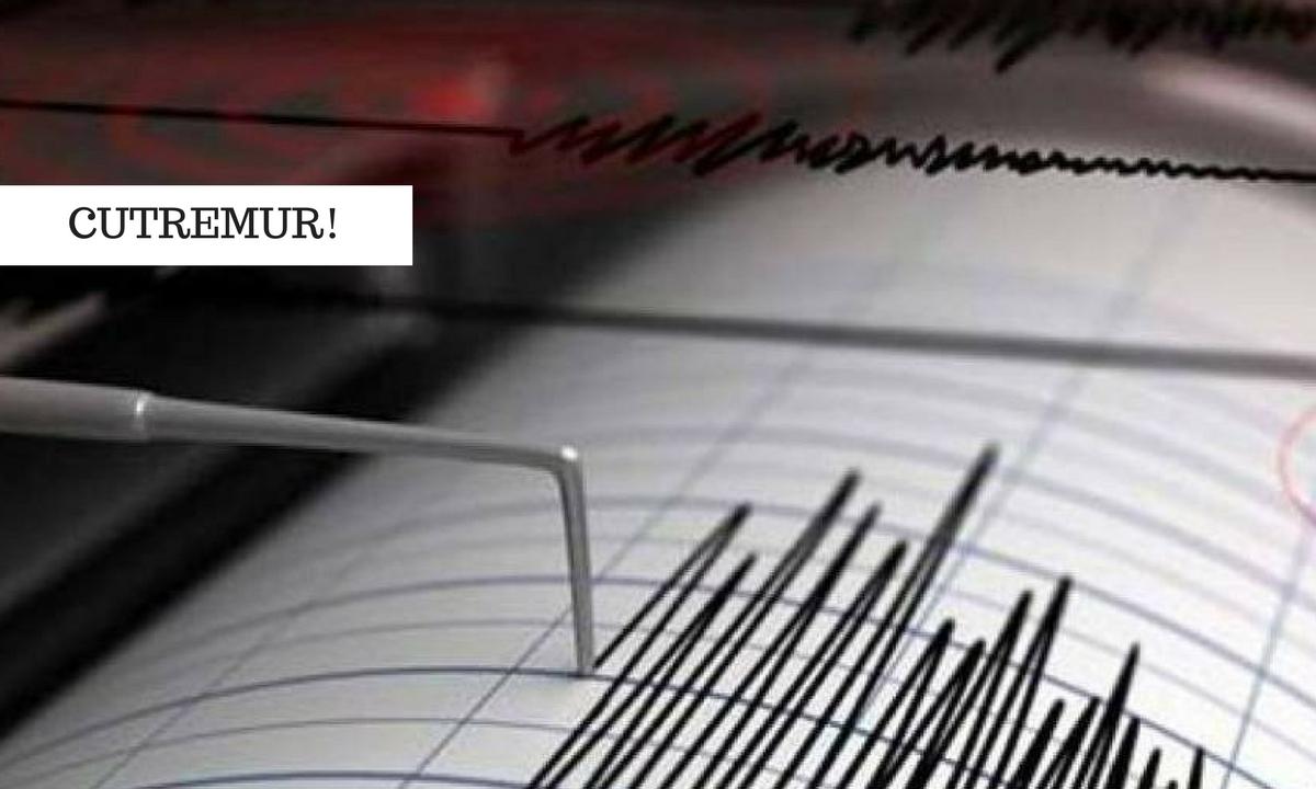 Cutremur cu magnitudinea de 4,1 grade pe scara Richter