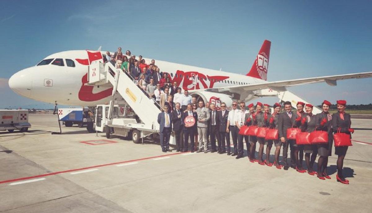 Ernest Airlines: Noua linie aeriană de tip low cost în România. Bilete de la 98 euro