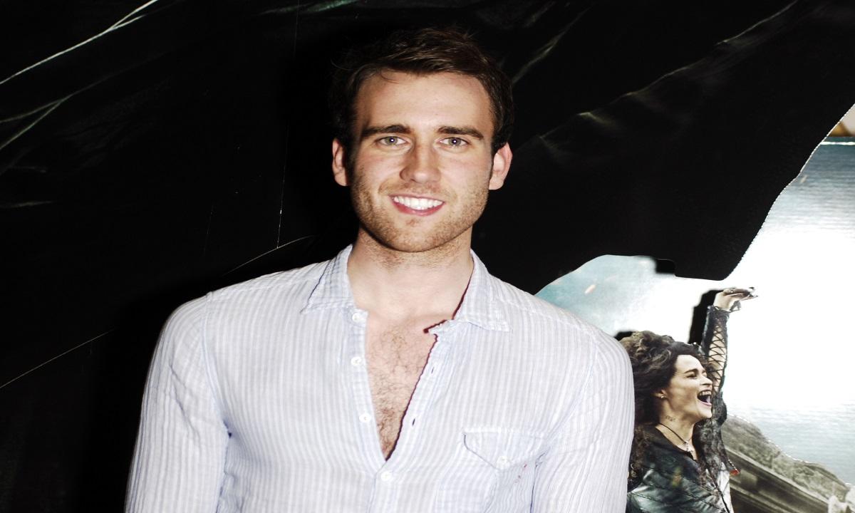 Matthew Lewis, starul din Harry Potter: S-a căsătorit!