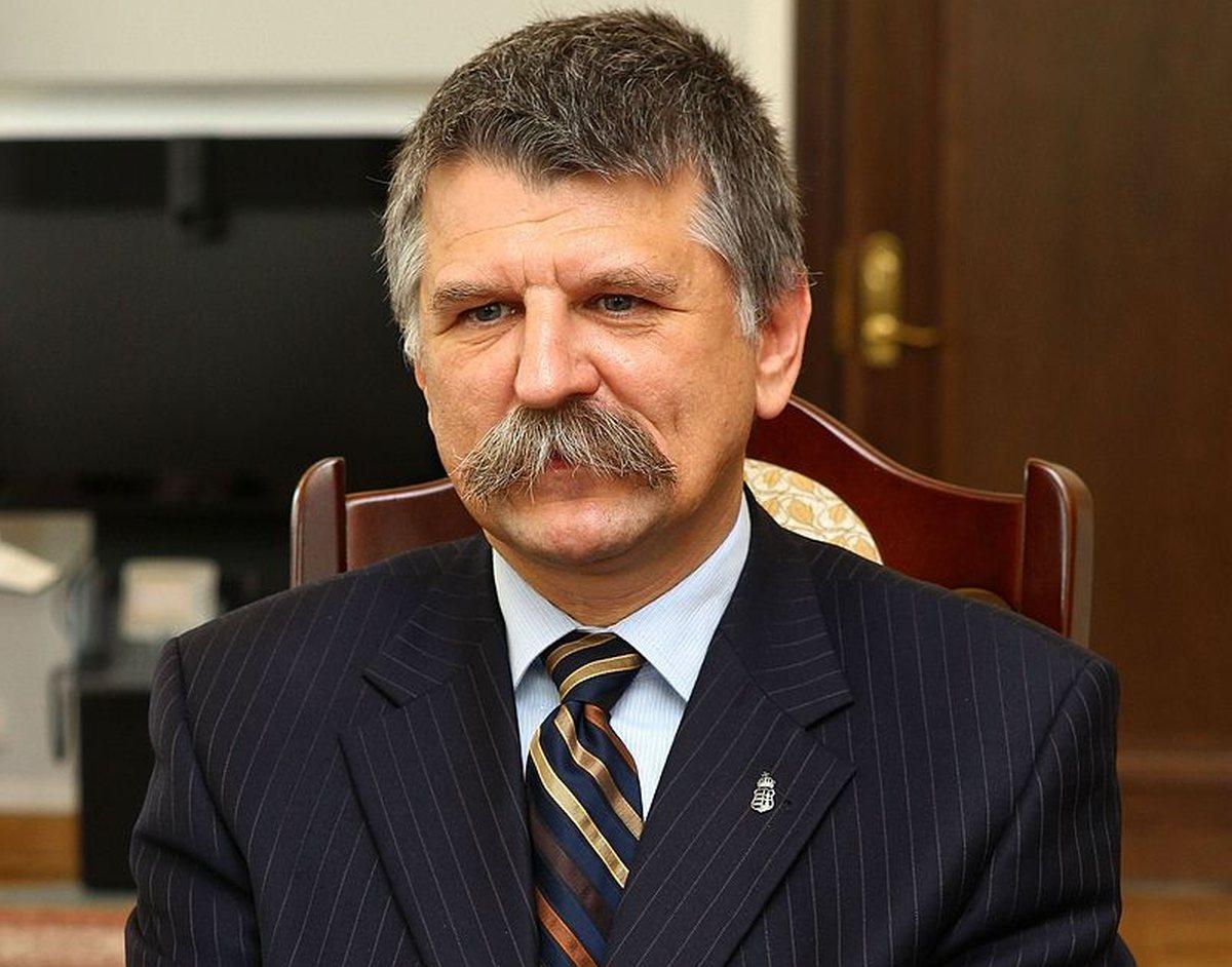 Laszlo Kover a fost reales Președinte al Parlamentului Ungariei