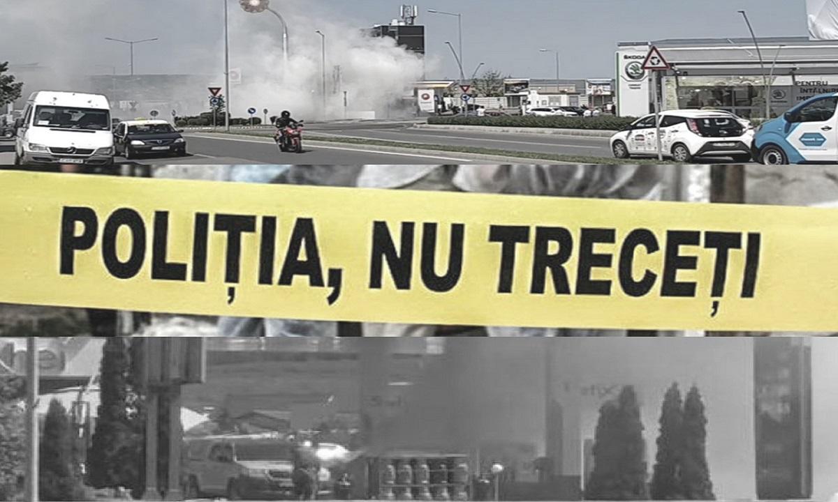 Mesaj tulburător al tânărului care și-a dat foc într-o benzinărie din Cluj