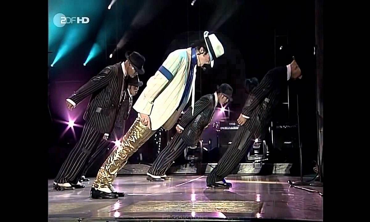 Michael Jackson: Cum sfida gravitatea