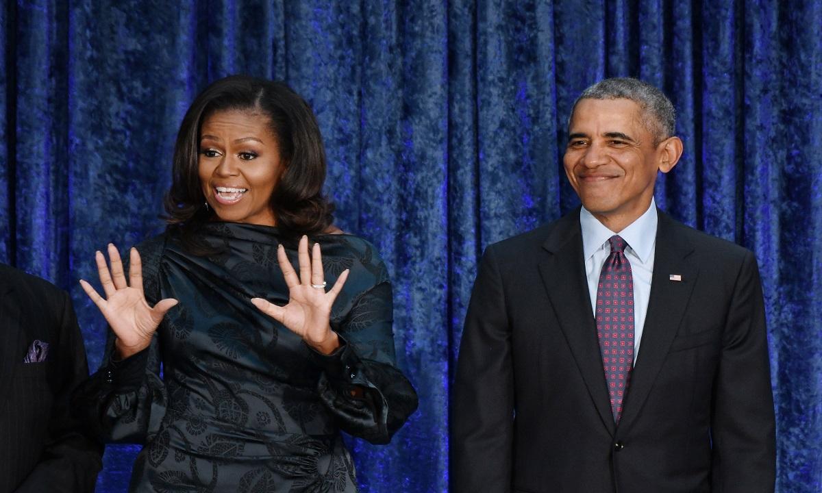 Barack și Michelle Obama vor produce pentru Netflix seriale, filme şi documentare
