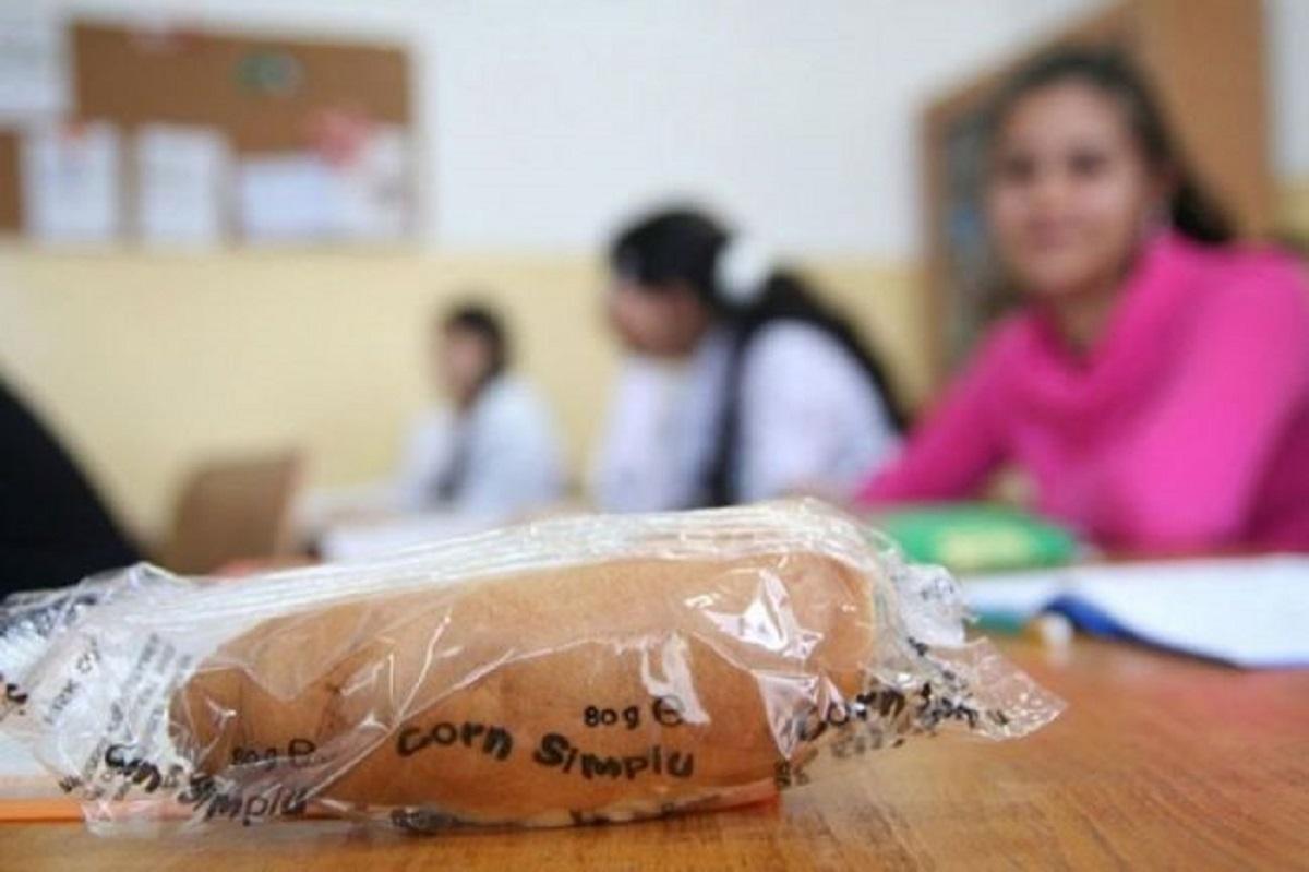 Programul pentru Şcoli: Elevii vor primi fructe, lapte şi produse de panificaţie