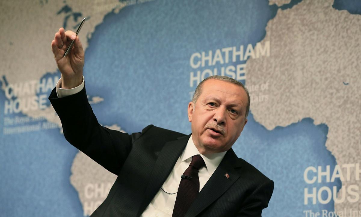 Trucia vrea să producă arme nucleare, Erdogan consideră inacceptabil că le este interzis