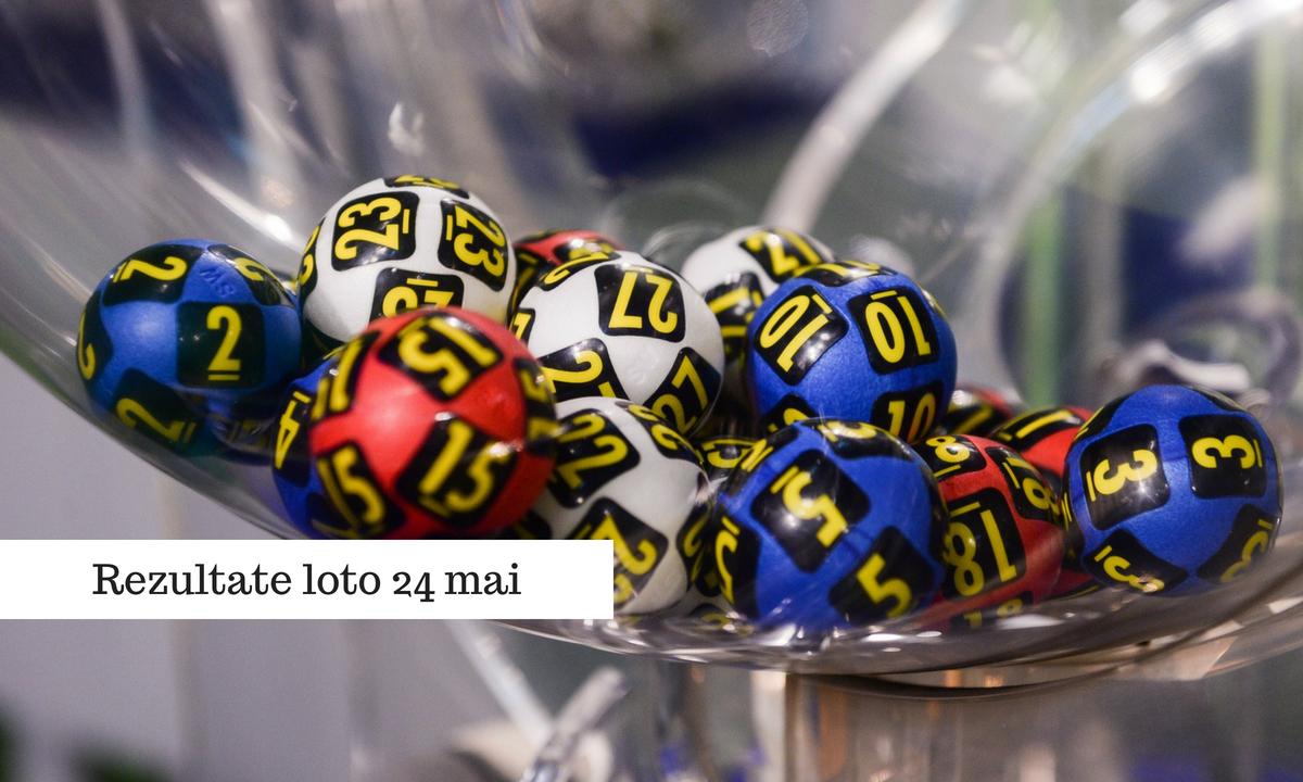 Rezultate LOTO 24 mai: Numerele câștigătoare de joi la Loto 6/49, Joker, Noroc, 5/40 și celelalte jocuri