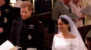 Nunta Regală. Prințul Harry s-a casătorit cu Meghan. FOTO & VIDEO