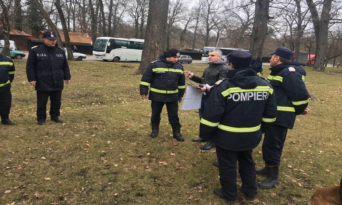 Tulcea: O femeie a fost găsită la opt zile, după ce a fost dată disparută