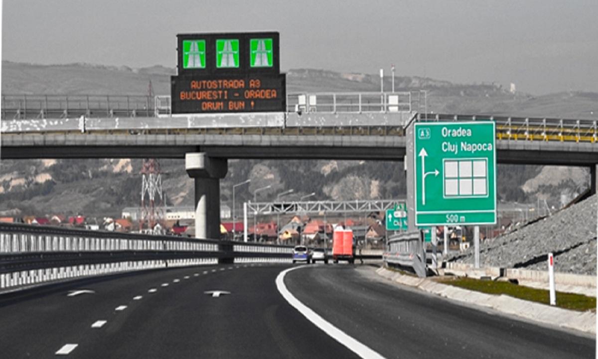 Viteză record pe autostrada A3. Cine este șoferul și cu ce viteză circula