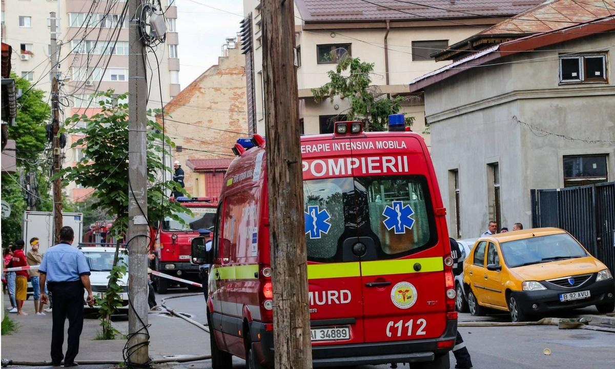 Accident de muncă în Gorj. Doi bărbați s-au sufocat în timp ce curățau o fosă septică