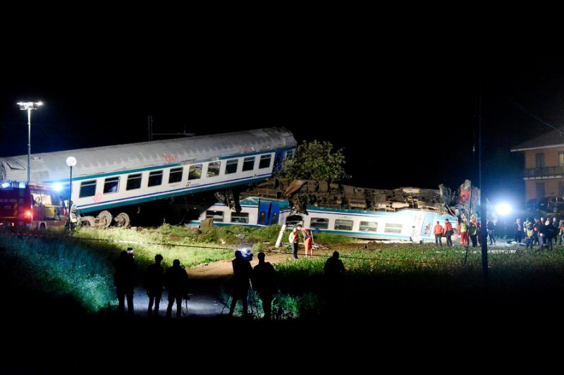 Accident de tren în Italia, lângă Torino. Un român a murit. Cine este victima