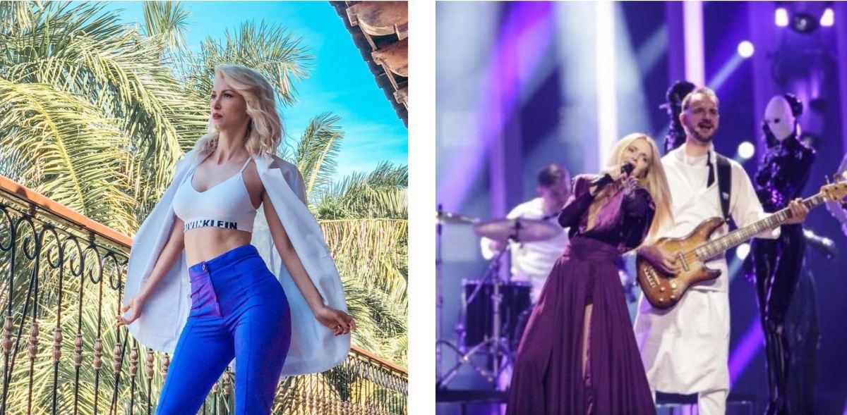 """Andreea Bălan, mesaj după ce România a ratat finala Eurovision: """"Acolo se duc oamenii care nu au ce să facă..."""""""