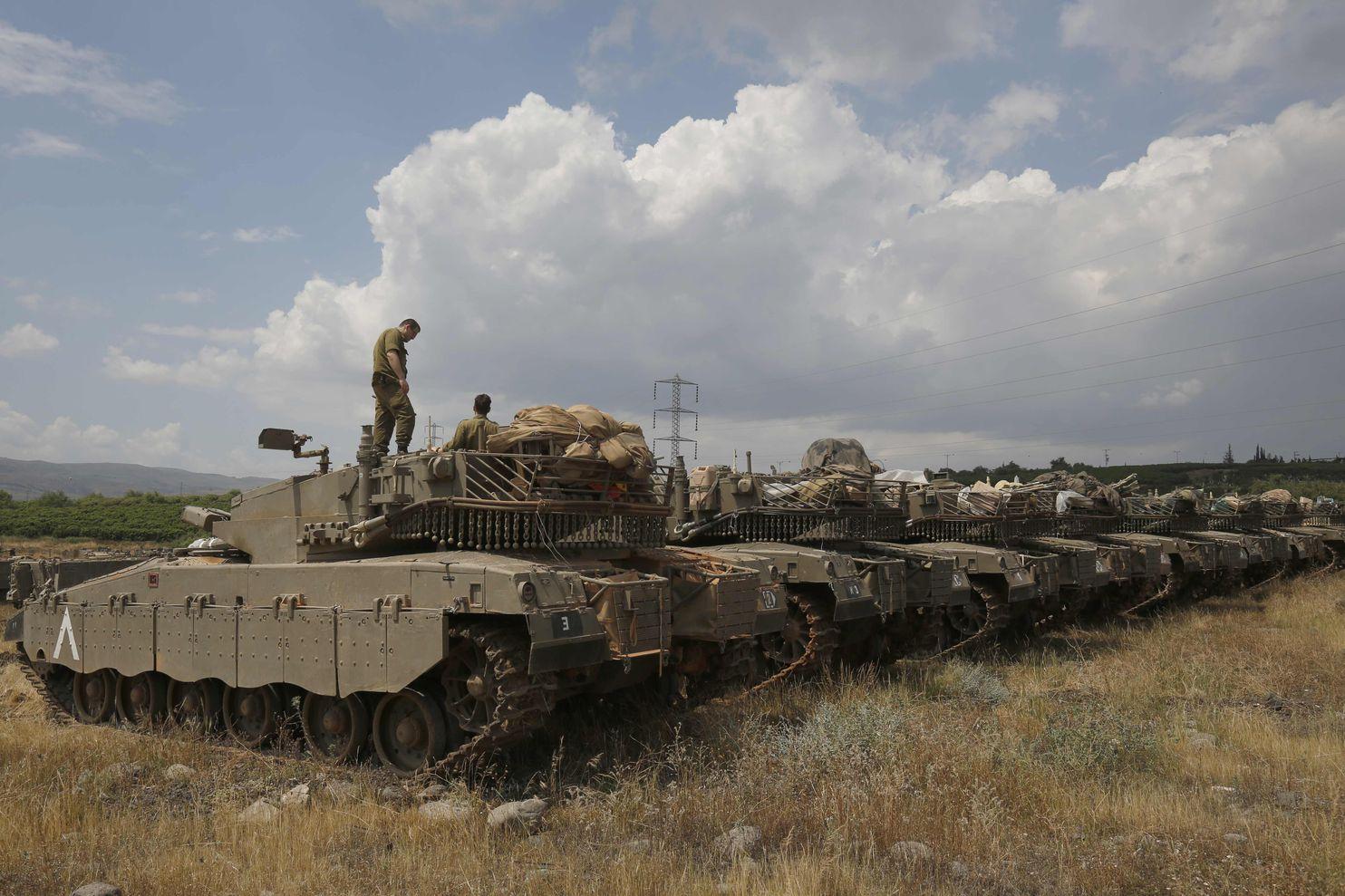 Tensiuni mari în Siria. Armata israeliană a lovit mai multe ținte militare ale Iranului