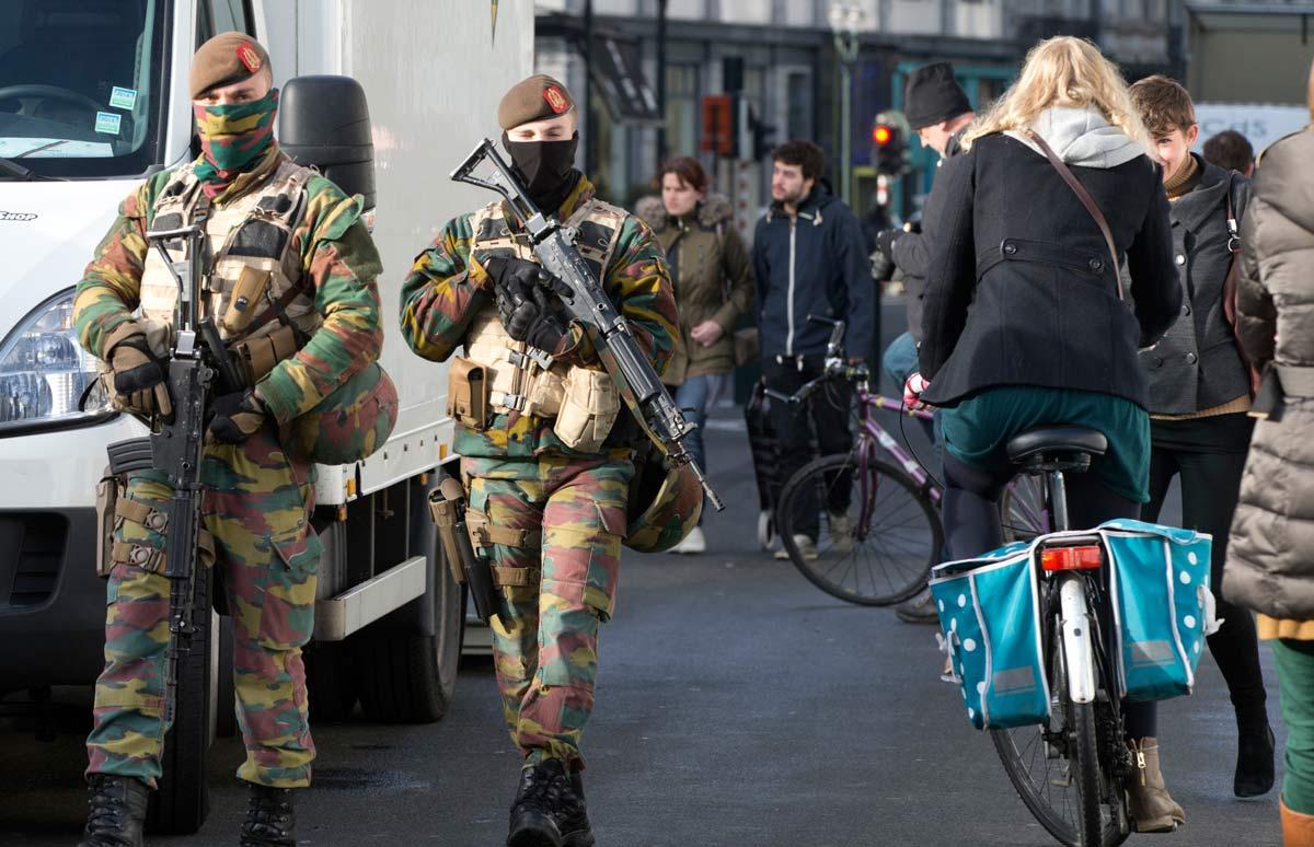 Atac armat în Belgia, la Liege: Doi oameni au fost uciși