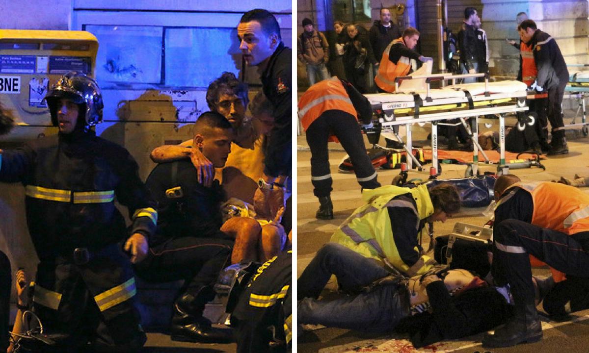 Atac terorist în Paris, revendicat de Statul Islamic. Cine este atacatorul care a îngrozit Franţa