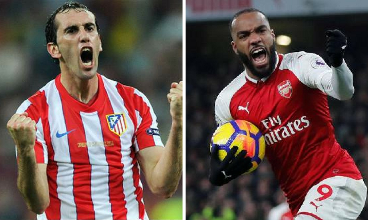 Atletico Madrid - Arsenal Scor live și Video. Salzburg - Olympique Marseille Livescore