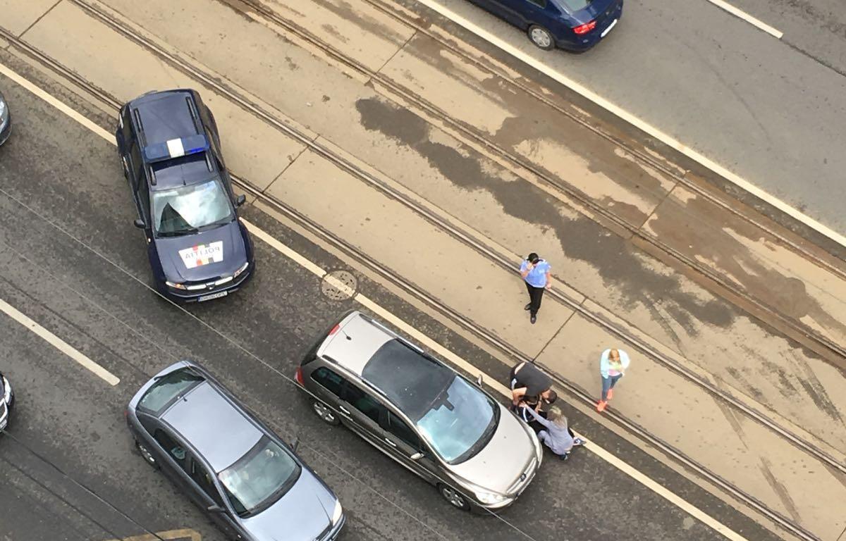 Bărbat înjunghiat în București, în urma unei dispute în trafic