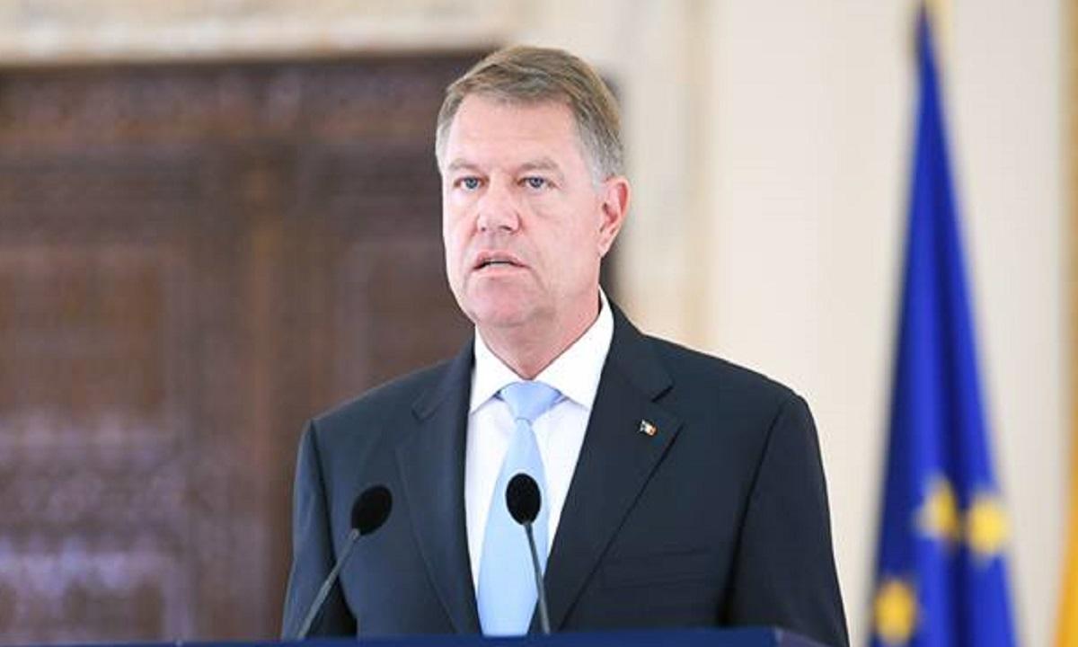 Preşedintele Klaus Iohannis a sesizat CCR în legătră cu Legea 304/2004